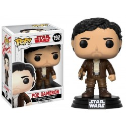 POP! STAR WARS 192. POE...