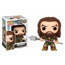 POP! HEROES 205. AQUAMAN...