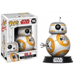 POP! STAR WARS 196. BB-8...