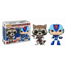 POP! GAMES 2 PACK. ROCKET...