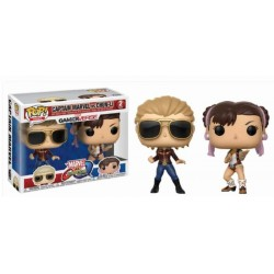 POP! GAMES 2 PACK. CAPITANA...