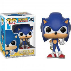 POP! GAMES 283. SONIC WITH...