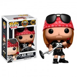 POP! ROCKS 050. AXL ROSE...