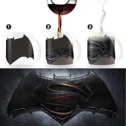 BATMAN V SUPERMAN. Taza...